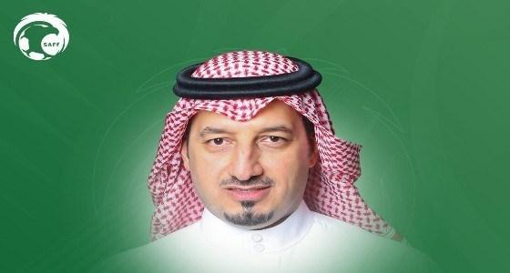 ياسر المسحل رئيساً للاتحاد السعودي لكرة القدم بالتزكية