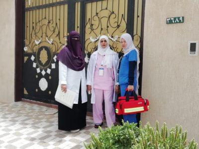 صحة نجران تنفذ أكثر من 8800 زيارة منزلية