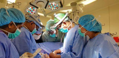 نجاح جراحتي قلب مفتوح لمريضين في نجران