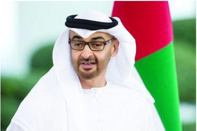 محمد بن زايد: الإمارات تقف بقوة مع المملكة العربية السعودية في خندق واحد