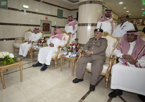 سمو الأمير تركي بن هذلول يتفقد مستشفى نجران العام ومجمع إرادة للصحة النفسية