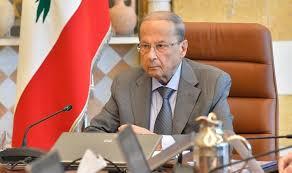 الرئيس اللبناني يدعو لمشاورات رسمية لتكليف رئيس وزراء جديد