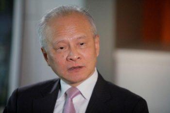 سفير الصين يحذر من