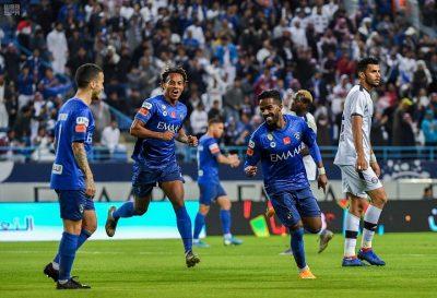 الهلال يصعد من المركز السابع إلى الوصافة في دوري كأس الأمير محمد بن سلمان بـ7 أهداف على العدالة