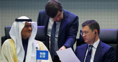 السعودية وروسيا تنجحان في زيادة تخفيضات إنتاج النفط
