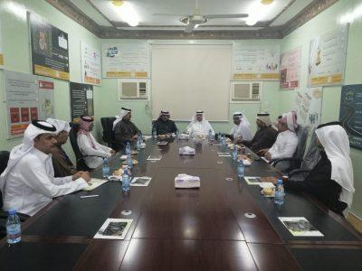 شراكة مجتمعية بين المجلس البلدي بنجران وجمعية شمعة أمل