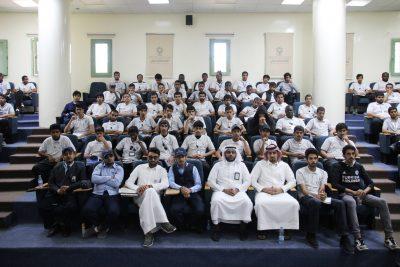 الكلية التقنية بنجران تنظم محاضرة محاضرة بعنوان