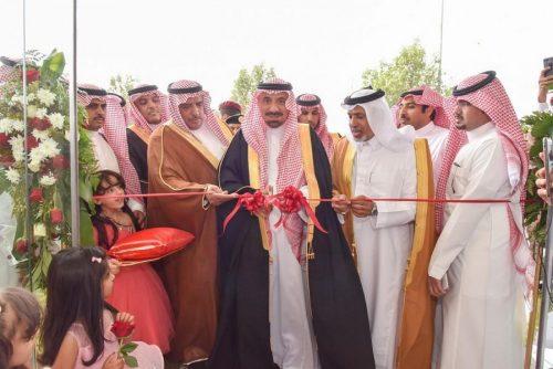 سمو أمير نجران يفتتح مشاريع فندقية ضمن خطة دعم السياحة بالمنطقة