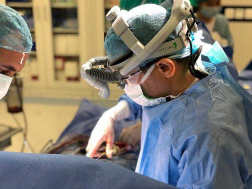 نجاح عملية قلب مفتوح لمريض بنجران يعاني متلازمة مارفان