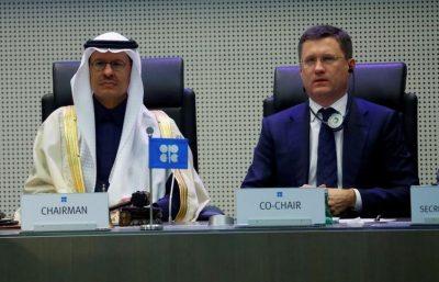 روسيا والسعودية مستعدتان لخطوات بخصوص سوق النفط عند الضرورة