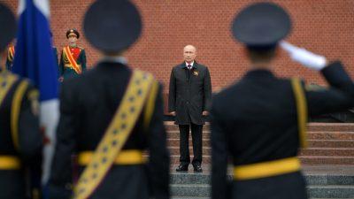 بوتين: على جيشنا أن يكون قادرا على مواجهة أي تحديات