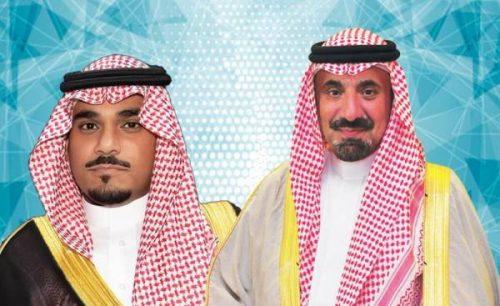 سمو أمير نجران وسمو نائبة يهنئون خادم الحرمين الشريفين بمناسبة نجاح العملية الجراحية