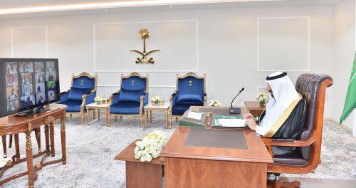 سمو أمير نجران يقر خطة تنمية السياحة بمحافظة بدر الجنوب