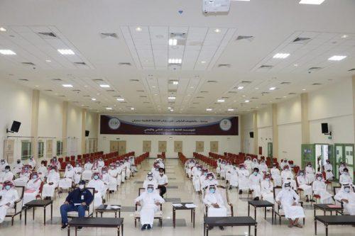 الكلية التقنية بنجران تنظم برنامج تهيئة المتدربين المستجدين لبرنامج البكالوريوس المسائي