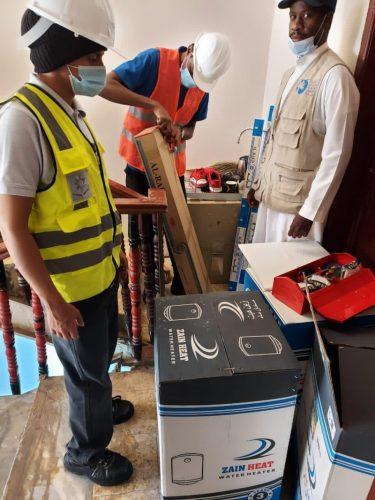 ترميم 12 منزل في نجران بإجمالي 65 الف ضمن المرحلة الرابعة