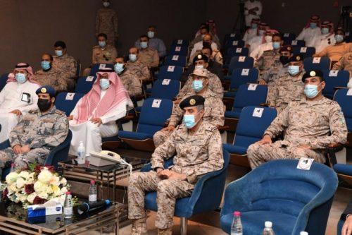 انطلاق مناورات التمرين البحري المشترك (التصدي 4) والذي تنفذه القوات البحرية الملكية السعودية في مياه الخليج العربي