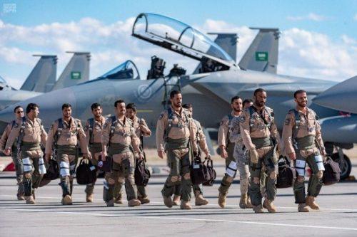 انطلاق مناورات تمرين (مركز التفوق الجوي 2021 ) بمشاركة القوات الجوية الملكية السعودية في جمهورية باكستان الإسلامية.