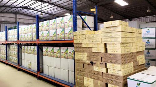 توزيع ١٢٠٠ سلة غذائية بخيرية نجران