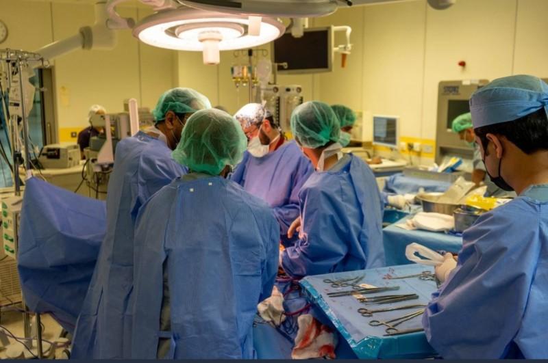 عملية ناجحة بمستشفى الملك خالد بنجران لنقل أعضاء متوفى دماغياً